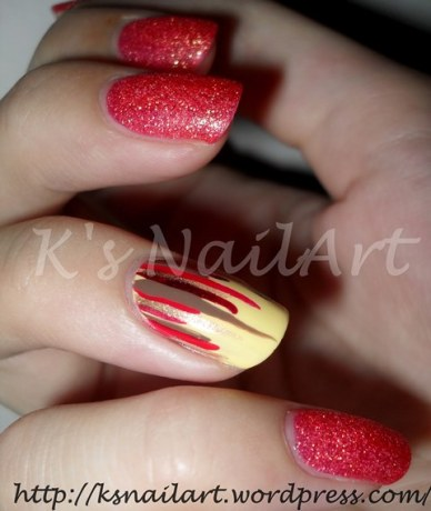 Autumn Nails design 2