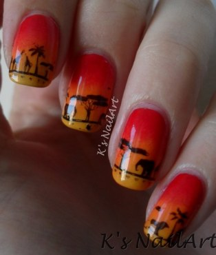wild-safari-sunset-nails-1